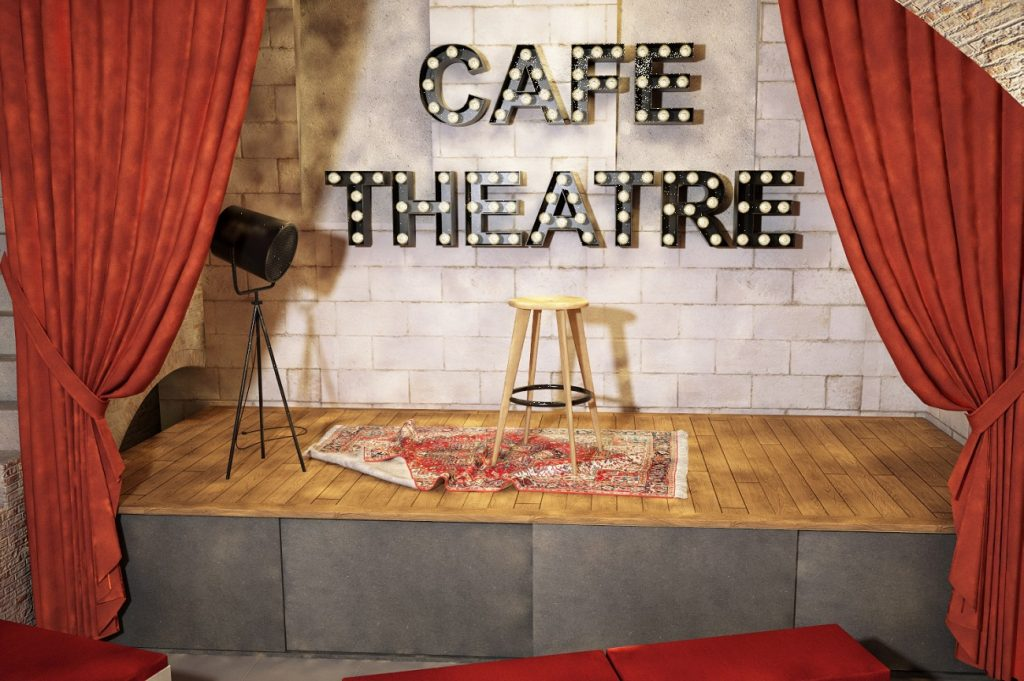 cafe theatre 3x+