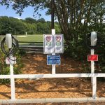 CHARGING TERMINALS ELECTRIC CARS