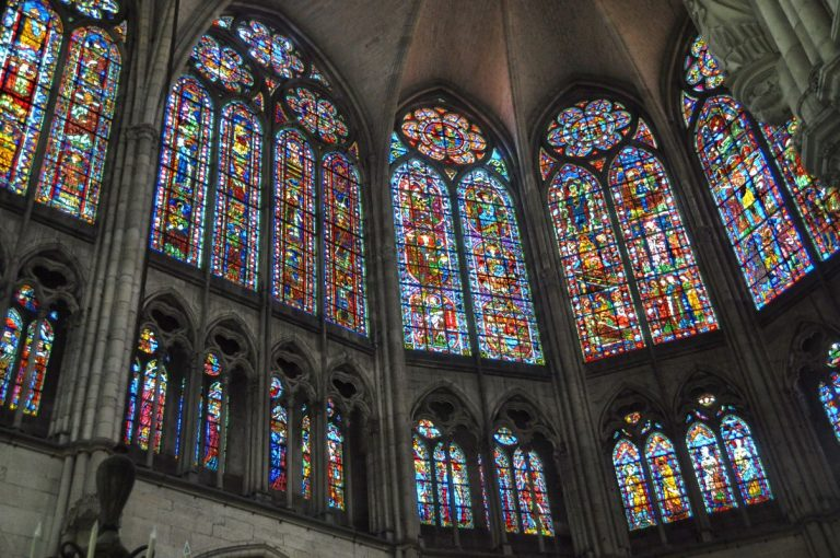 TROYES ET SA CATHEDRALE