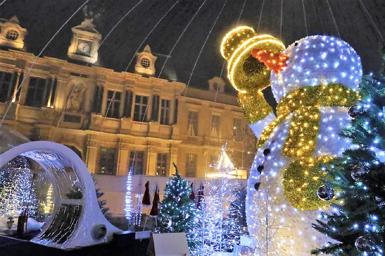 ANIMATIONS DE NOËL TROYES