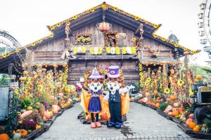 HALLOWEEN AU PARC D'ATTRACTIONS NIGLOLAND